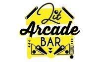 Lit Arcade Bar